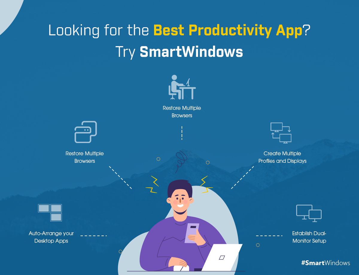 Looking for the Best Productivity App? Try SmartWindows