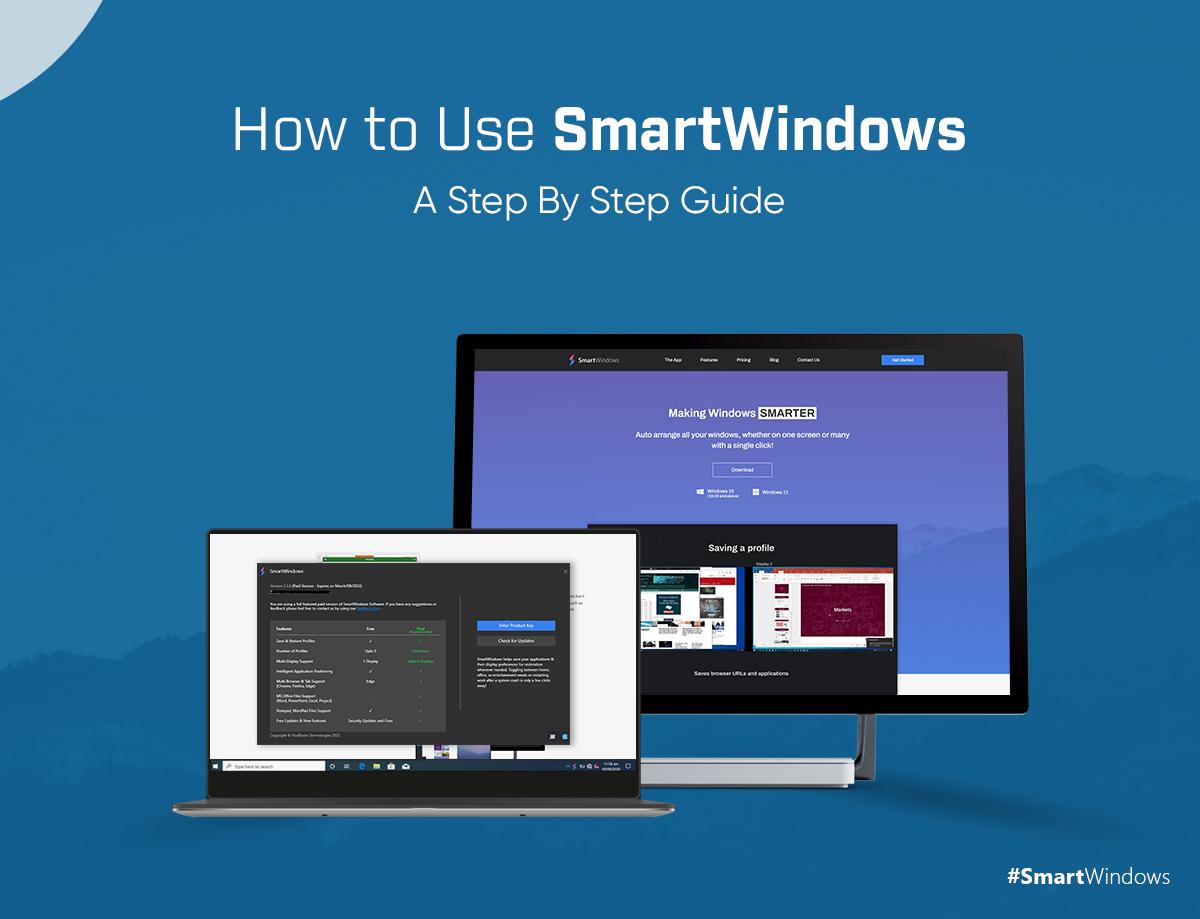 How to use SmartWindows